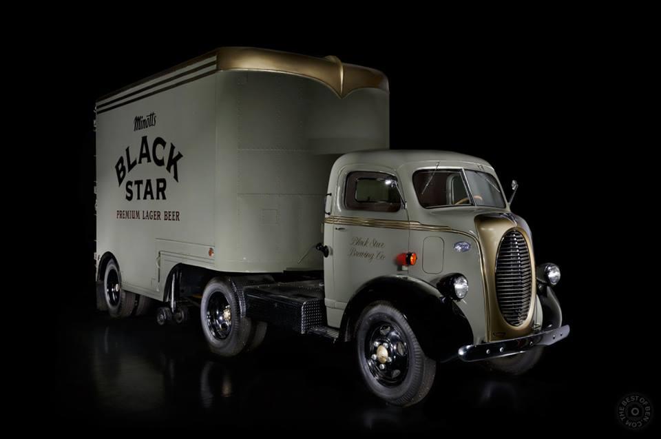 Truck-Lightpaint