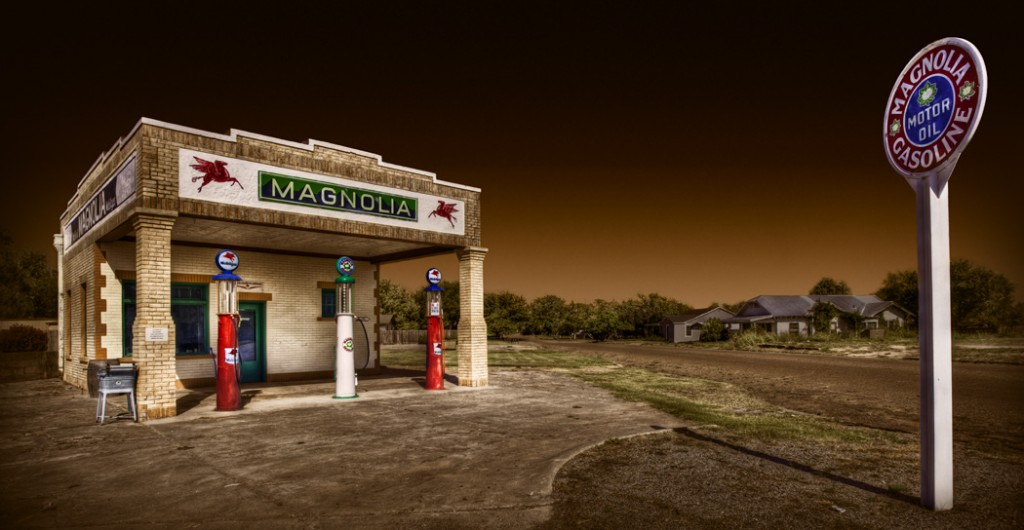 Petrol Paradise-after