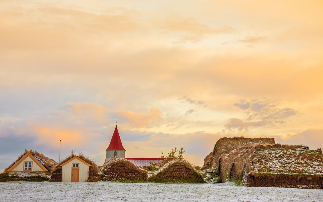 Iceland's Midnight Sun