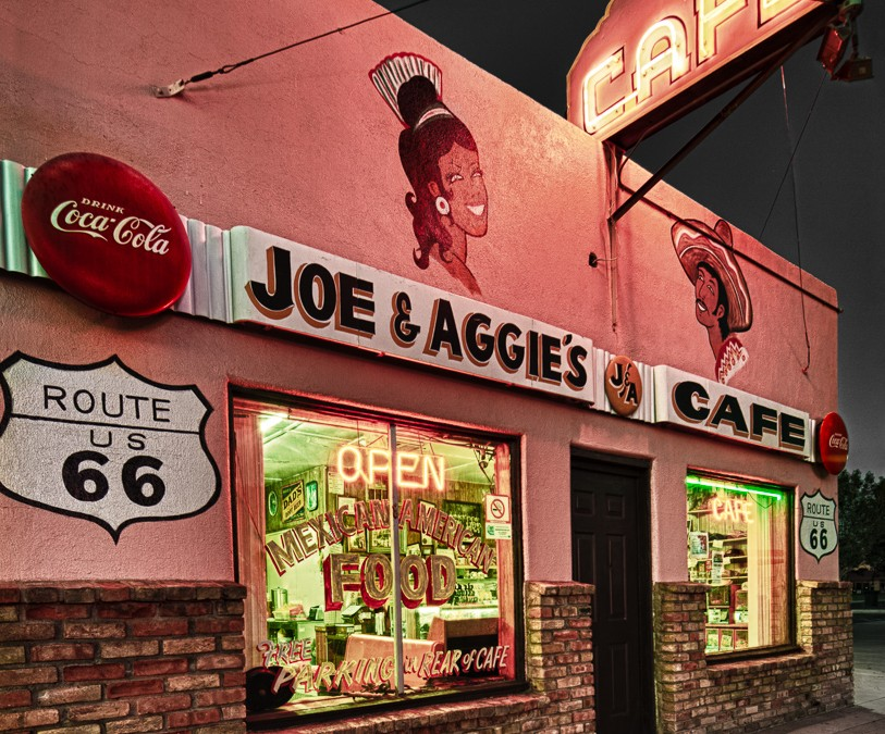 Joe & Aggie's Cafe