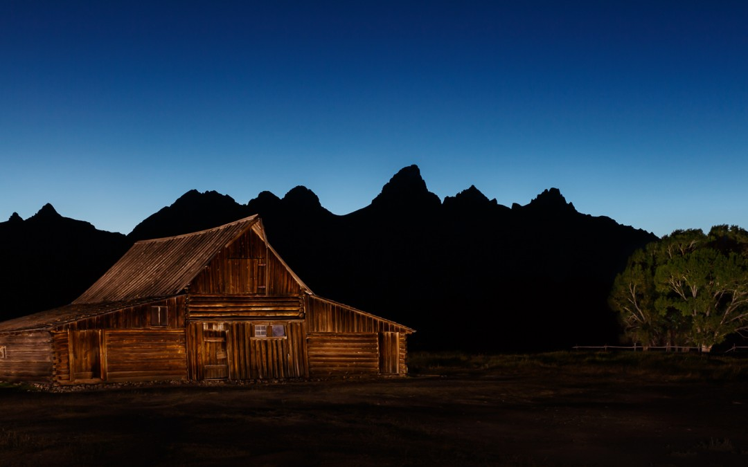Grand Teton Barn