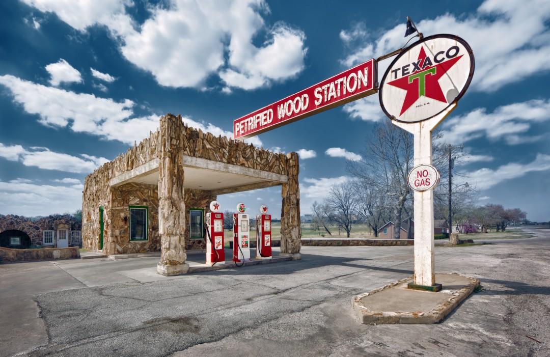 Petrified Wood Station
