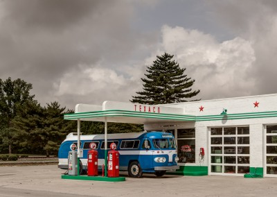 Texaco with Creative Cruiser