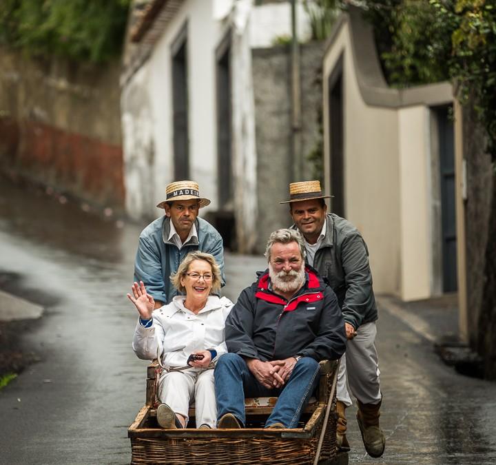 Madeira Street Toboggan