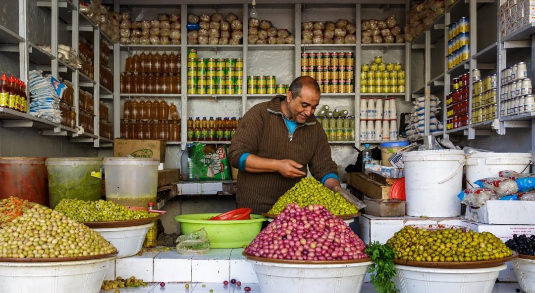 Casablanca Market